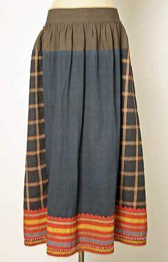 Wst 5880 Mix Print Dress Grid vintage american blanket coat vtg trade southwest