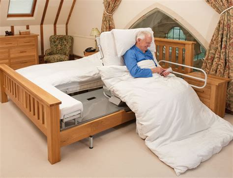 adjustable beds rotational beds care beds   leg