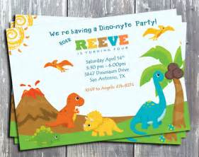free printable dinosaur birthday invitations dolanpedia