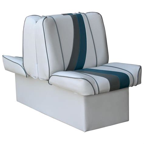 back to back boat seats for sale canada wise 174 deluxe lounge seat 140338 lounge seats at