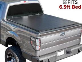 Tonneau Cover Black Friday Sale Premium Roll Up Tonneau Truck Bed Cover 2004 2014 Ford F