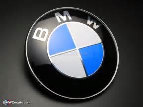 Bmw Emblems Bmw Emblem 82mm Blue