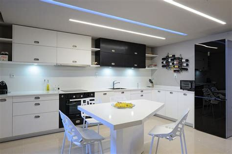modern apartment kitchens kitchen design in modern apartment tectus decobizz