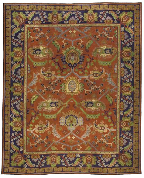 arts and craft rugs arts crafts rugs by doris leslie blau rug gallery new york