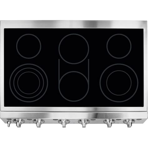 Cooktop Electrolux E36ec75hss Electrolux Icon 36 Quot Pro Slide In Electric