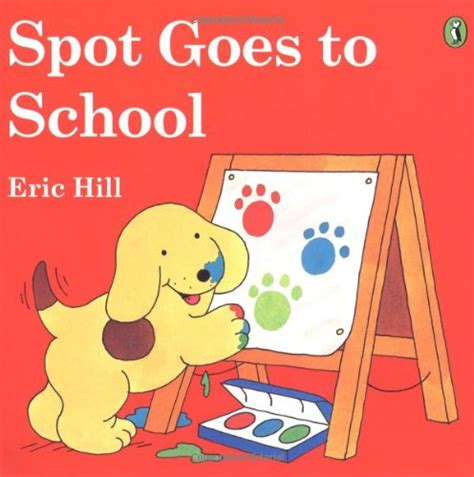 Warne Import Spot Goes Shopping By Eric Hill Buku Anak buy special books spot goes to school color on sale as