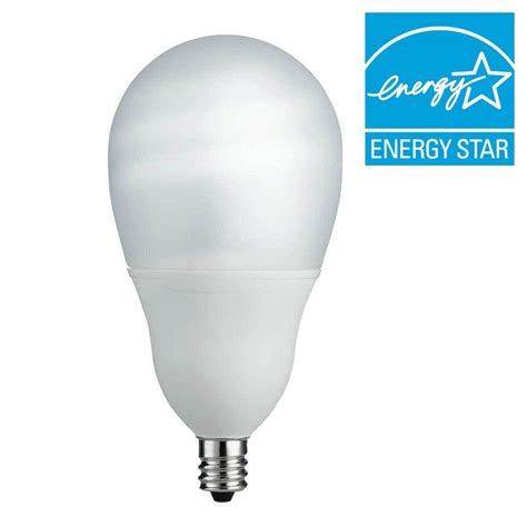 Philips Led Bulb 19 Watt 6500k philips 60w equivalent daylight deluxe 6500k silicone a19 fan cfl light bulb 2 pack e