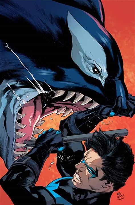 Dc Comics Nightwing 23 August 2017 nightwing usa di tim seeley aa vv