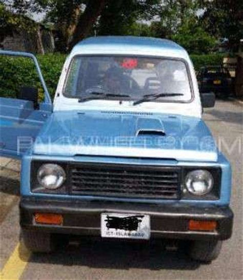 suzuki jimny 1991 used suzuki jimny 1991 car for sale in islamabad 1579834