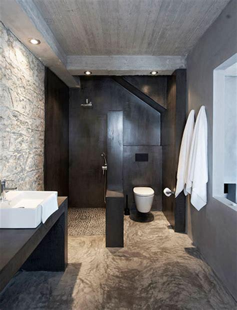 mooie natuurlijke badkamer natuurlijke badkamer van villa kalos inrichting huis