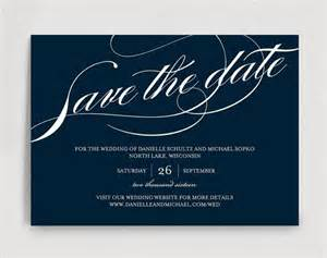 save the date invitation template 17 best ideas about save the date templates on