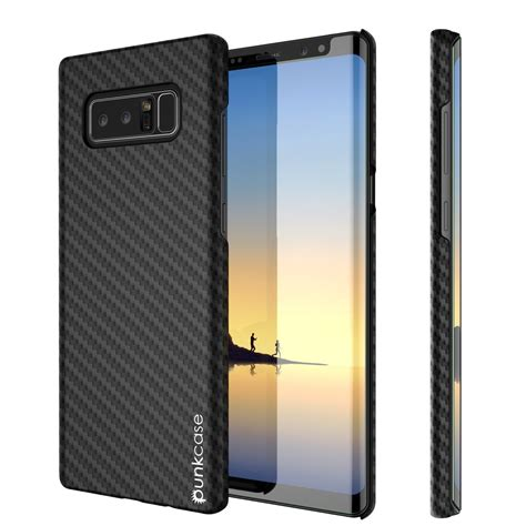galaxy note  case punkcase carbonshield heavy duty