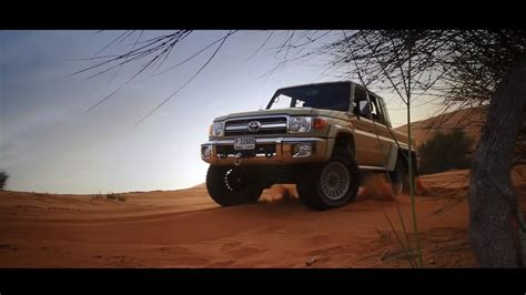 6x6 toyota land cruiser is here to compete with the
