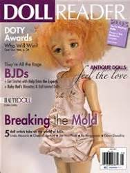 the doll reader magazine macario dolls