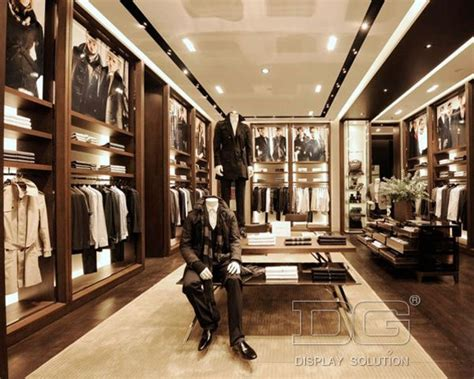 home 187 gr04 high end modern simple mens clothing store