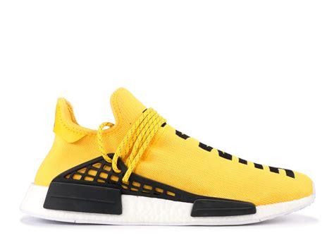 Adidas Pw Human Nmd pw human race nmd quot pharrell quot adidas bb0619 yellow