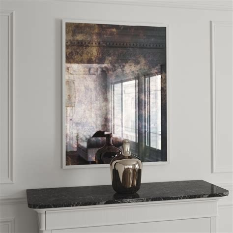 decorative wall mirrors for bathrooms mirrors extraodinary framed wall mirror framed wall