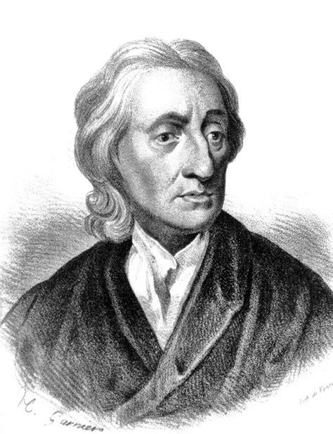 John Locke, foi um dos principais representantes do