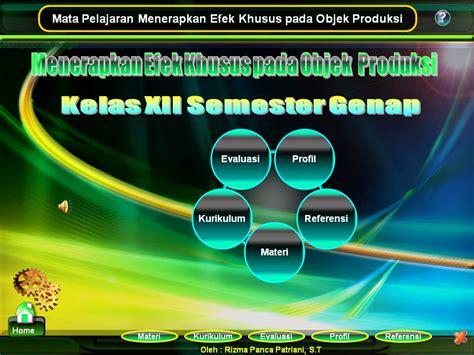 artikel membuat multimedia interaktif dengan flash publikasi pendidikan media pembelajaran interaktif mpi