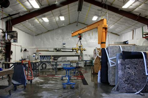 layout fabrication workshop the stone studio granite countertops batesville indiana