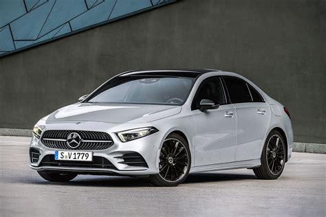 2019 Mercedes A Class Usa by 2019 Mercedes A Class Sedan Uncrate