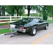 1970 Nova Back Half Drag Car For Sale