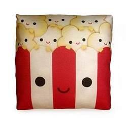 mini pillow popcorn cushion for