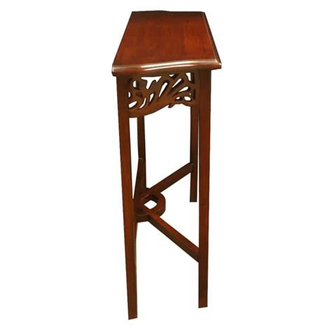 Side Table For Hallway Carved Table Akd Furniture