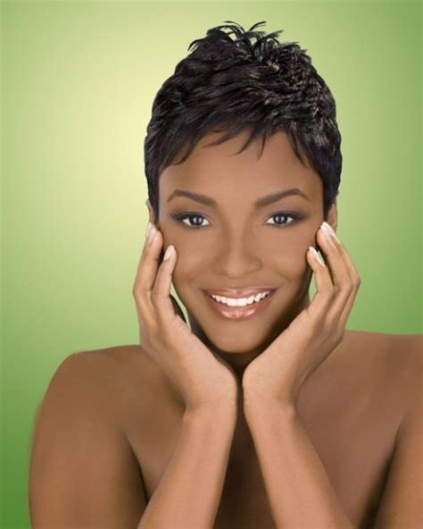 really pixie cuts for afro hair easy african american short hairstyles circletrest