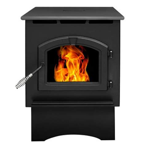 pellet stove w 40lb hopper new pellet furnace mini pellet