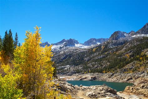 fall colors california best places for fall colors in california california