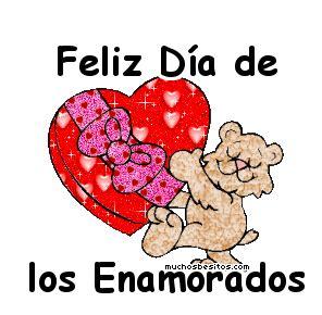 imagenes que digan feliz dia del amor y la amistad osos en movimiento d 237 a de san valent 237 n happy valentines