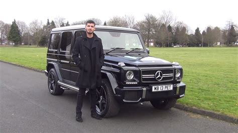 who is the owner of mercedes benzpany see a g 63 amg get reviewed by its owner autoevolution