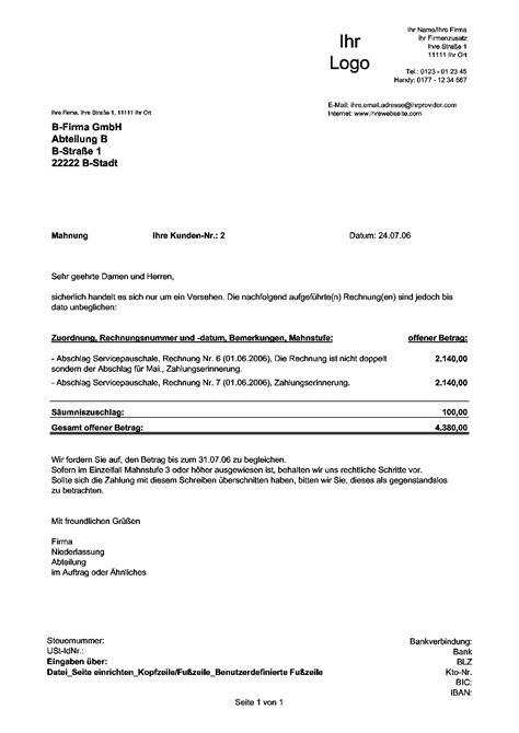 Angebot Baufirma Muster dirk swierkowski software und edv dienstleistungen f 252 r