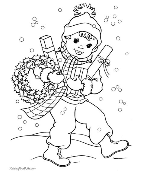 christmas reef coloring page christmas wreath coloring page coloring home