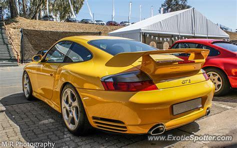 porsche johannesburg porsche 911 gt2 spotted in johannesburg south africa on