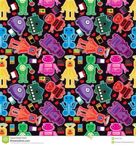 pattern html special characters children machine icon cartoon style vector illustration