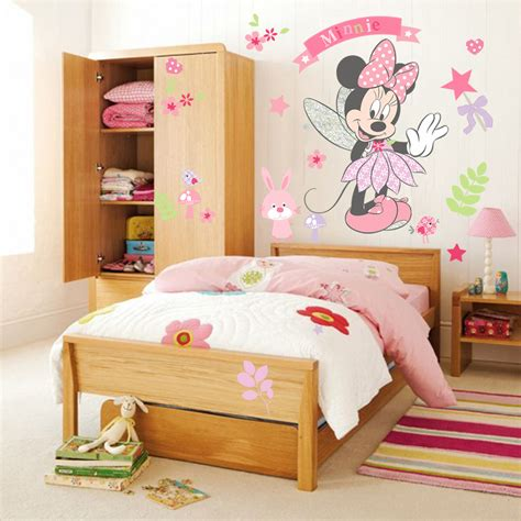 Removable Wall Decals For Baby Nursery More Designs Mickey Mouse Clubhouse Minnie Wall Sticker Removable Vinyl Wall Decals Baby