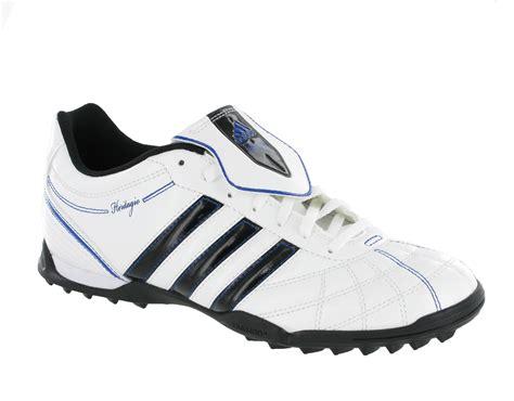 mens football boots size 12 new mens adidas heritagio v trx tf white astro turf
