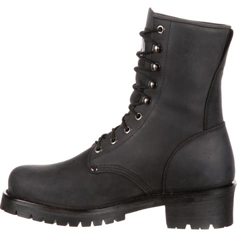 s black logger work boot boot style gb00047