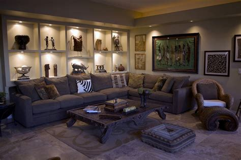 african living room decor african interior design style small design ideas