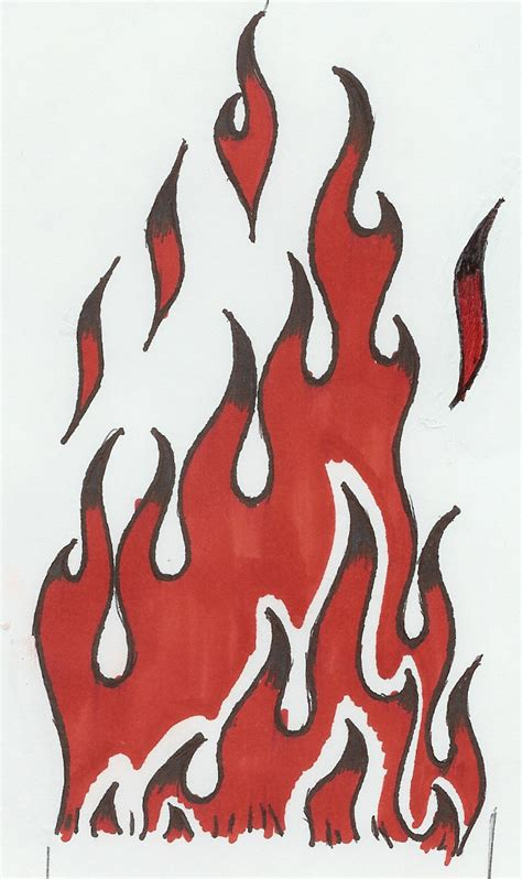 flaming wrist tattoo design by vipergts1011 on deviantart