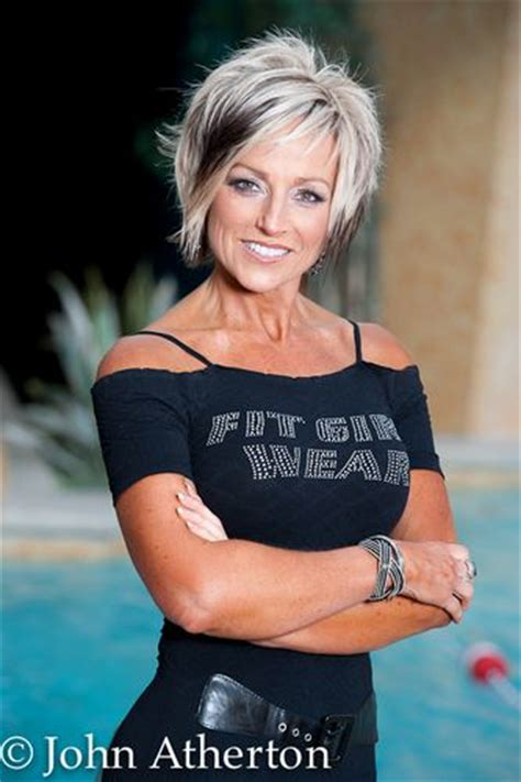Email Women Ages 53 | fifty fit and fabulous barbara server age 53 she