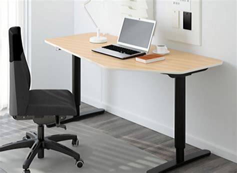 Affordable Sit Stand Desk 10 Smart And Cheap Things Every College Room Needs Ikea Bekant Sit Stand Desk Inhabitat