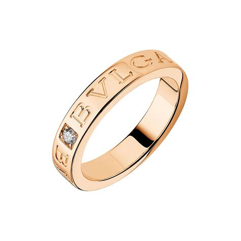 bulgari pink gold quot bvlgari bvlgari quot ring betteridge