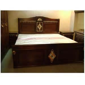 Bedroom Sets Prices In Karachi Buy Classic Sheesham Wood Bed Set In Pakistan Contact