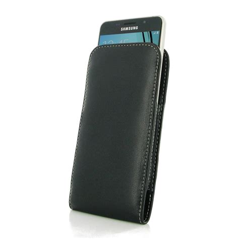 samsung galaxy pouch samsung galaxy a5 2016 leather sleeve pouch pdair