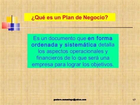 presentacion ppt como elaborar un plan de negocio presentacion ppt como elaborar un plan de negocio