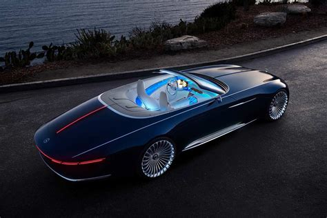 maybach 6 interior vision mercedes maybach 6 cabriolet unveiled autobics