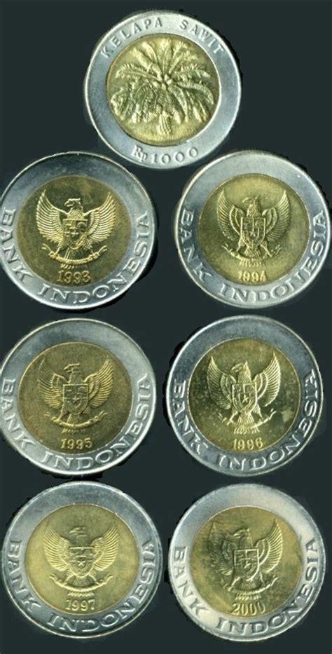 Uang Kuno 1000 Bimetal Kelapa Sawit 1996 301 moved permanently